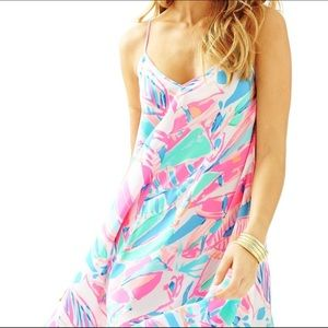Lilly Pulitzer Clara Dress ☀️ Out to Sea 🌊 S
